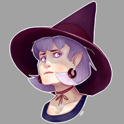 Witch by MissHeyThere