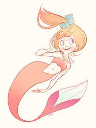 Mermaid by MissHeyThere