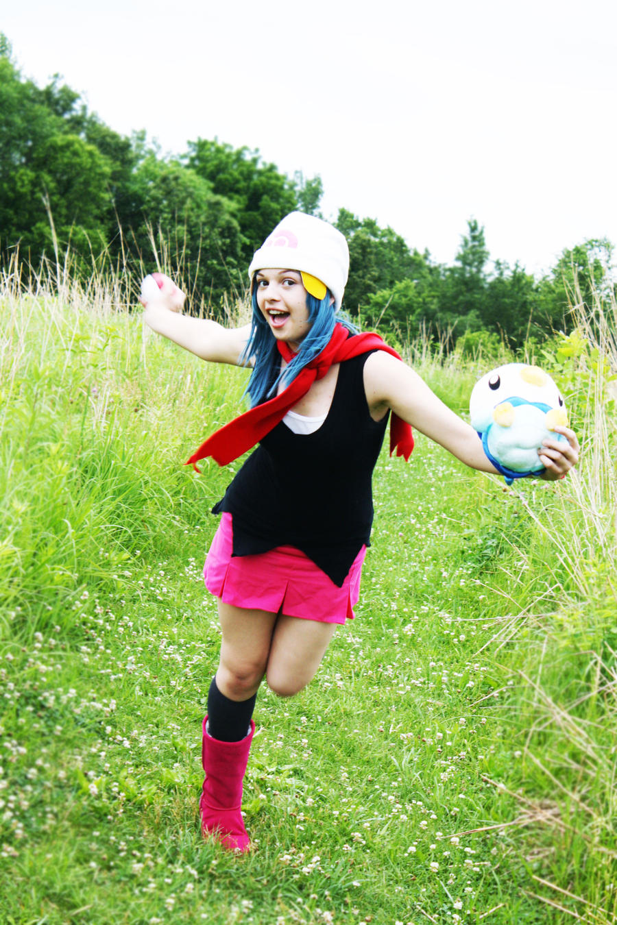 ... dawn and piplup by oki-cospi  sc 1 st  oki-cospi - DeviantArt & dawn and piplup by oki-cospi on DeviantArt