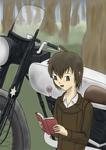 Journey through a book