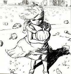 Pumpkin Field - WIP