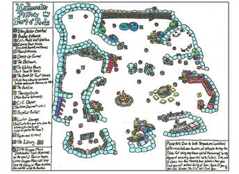 Namesake Pillow Fort O' Feels Map 1.0 by LasselantaNariel