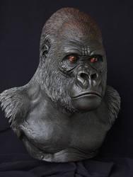 Lowland Gorilla by revenant-99