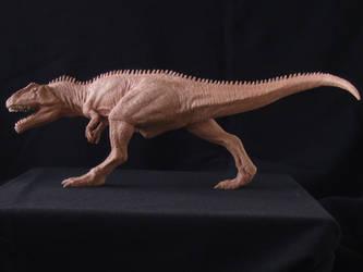 Giganotosaurus - prototype toy sculpt. alternate by revenant-99