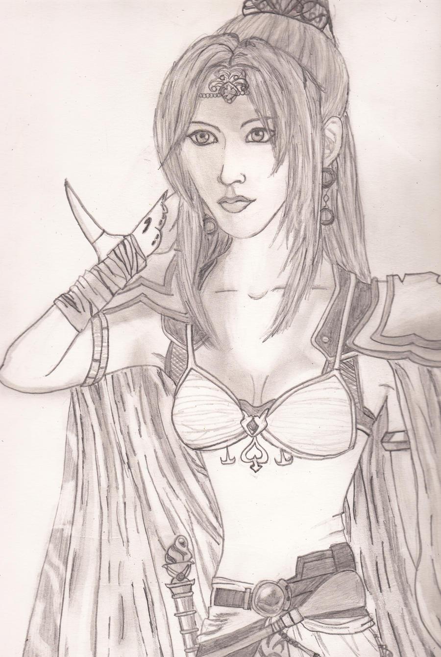 Rosa Farrell - Final Fantasy 4