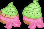 Commission - TeeLaDee - Cupcake cutie mark