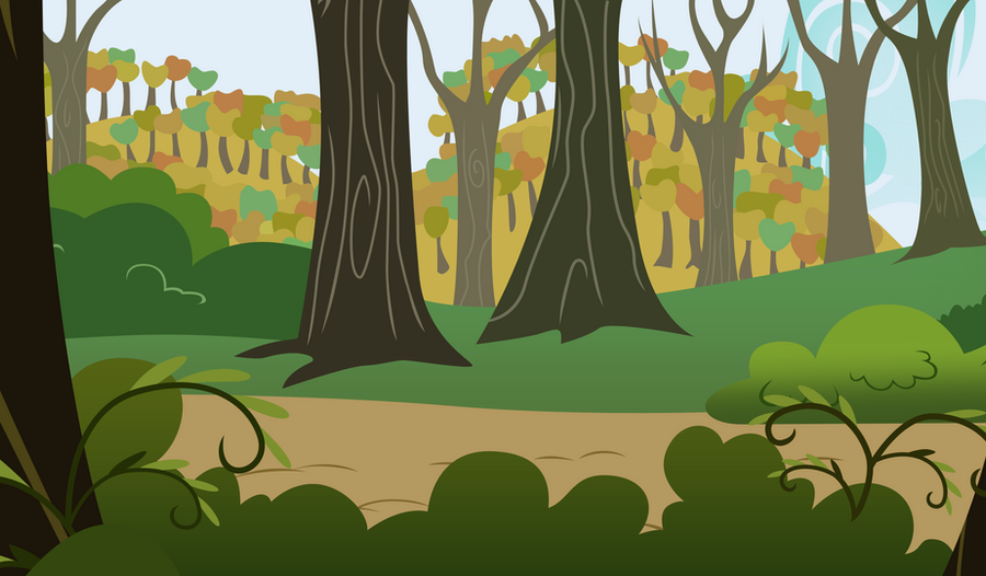 Forest Background by Turbo740 on DeviantArt