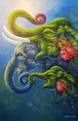 Artist Jade Wangklon