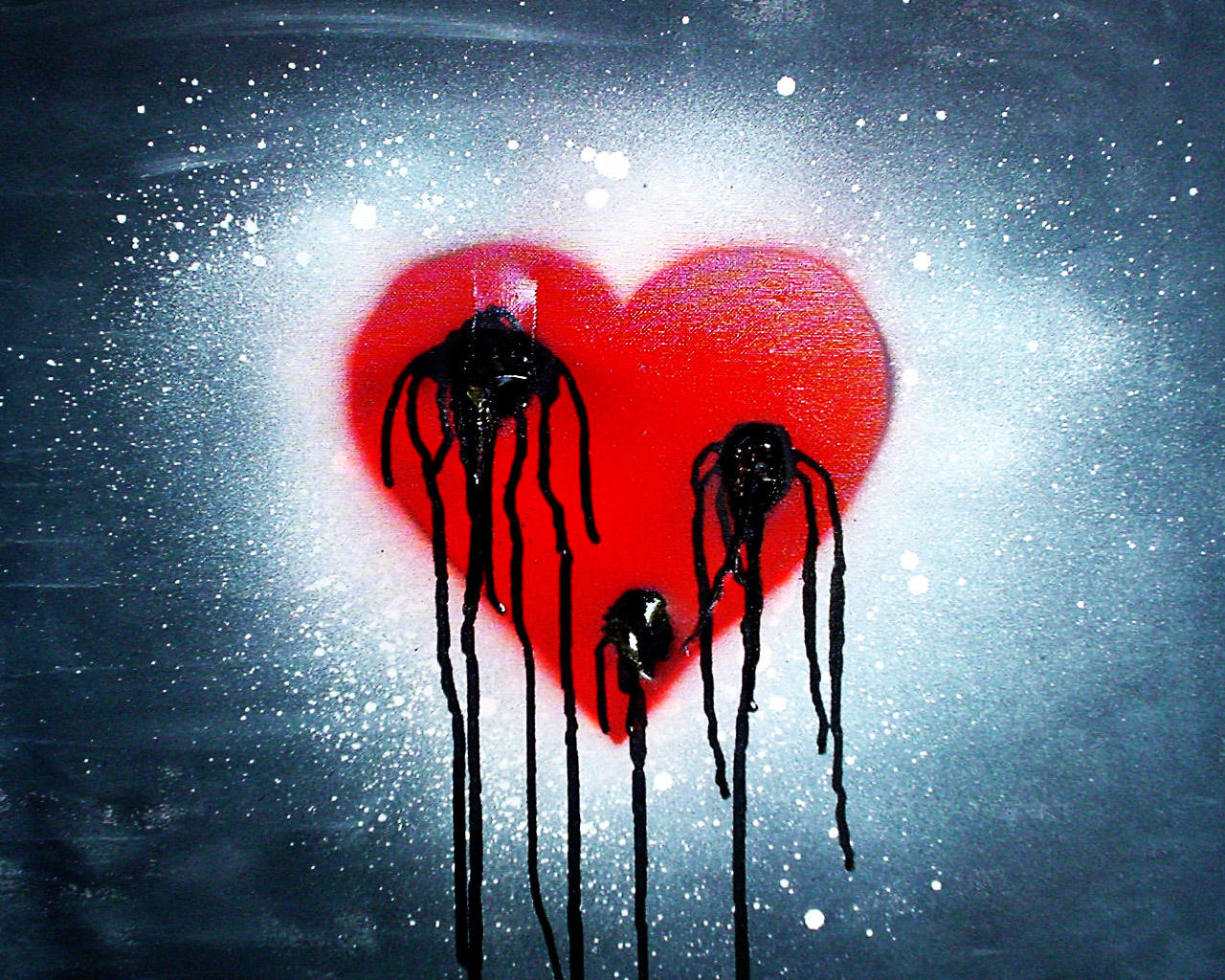 Love Blood Heart Wallpaper : Bleeding Heart by lukebarfoot on DeviantArt