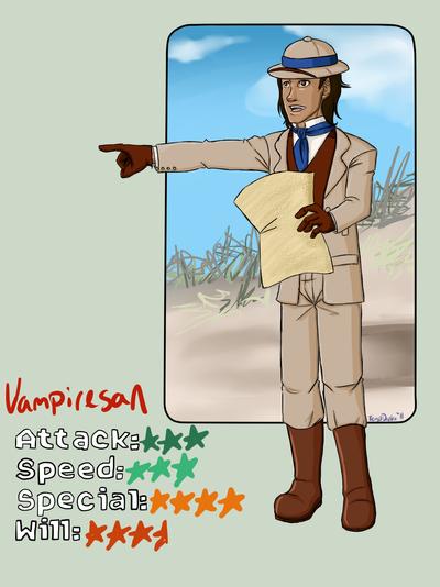 Vampiresan's Profile Picture