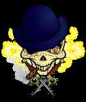 Thug Skull. by sircostas