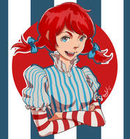 Wendy's by Zapht5