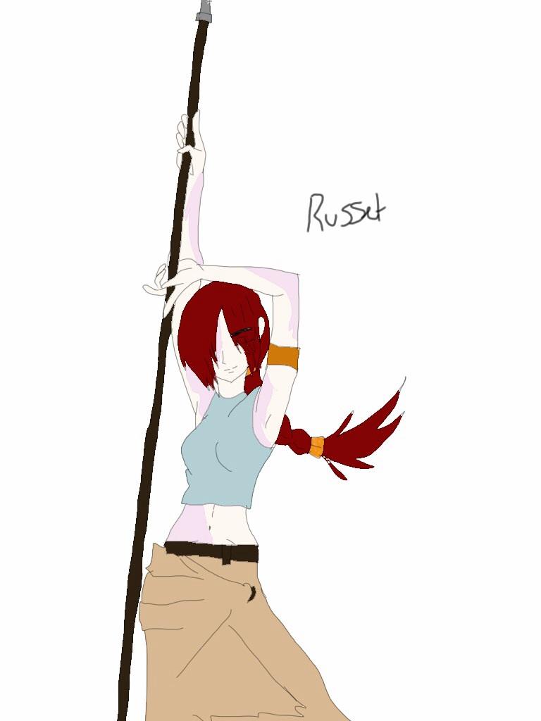 Russet by Betheii