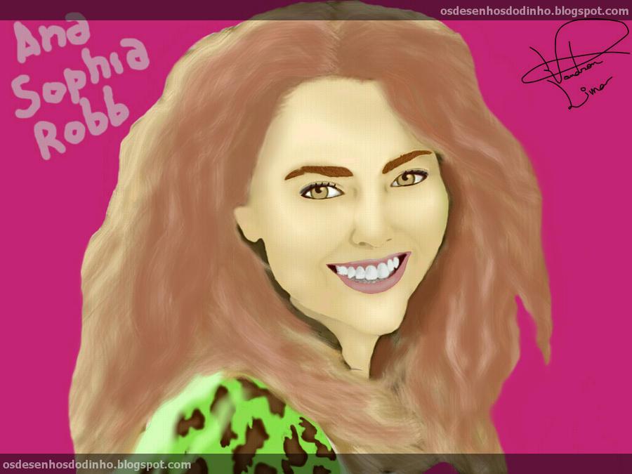 Anna Sophia Robb by DinhoLM