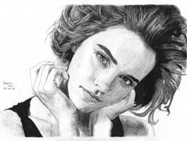 Emma Watson - 27-04-14 by rodrigosebastian