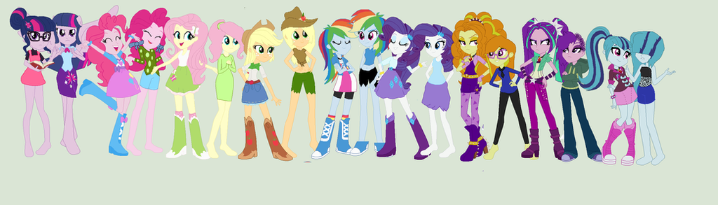 Mlp human!!! by Patricia34