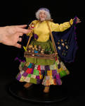 ooak Abigail - The Magic Peddler 2 by incantostudios