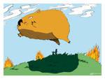The Giant Wombat