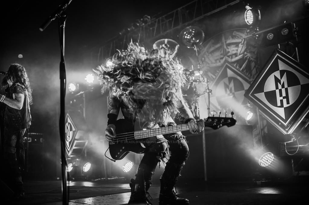 Machine Head by deadlowdesigns