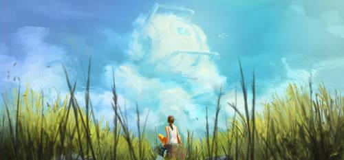 Portal To My Heart by JakeKalbhenn