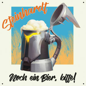Hungoverwatch - Reinhardt