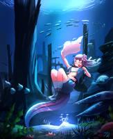 Axolotl by Zarnero