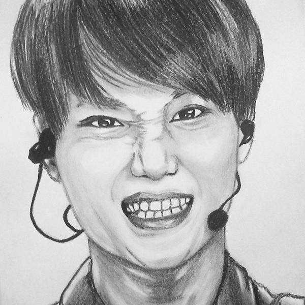 Jongin.../EXO-K/ by Narisa-chan
