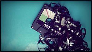 kaseta.