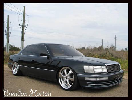 My car 1990 Celsior 1