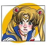 #SailormoonRedraw Challenge by icee-deeyah