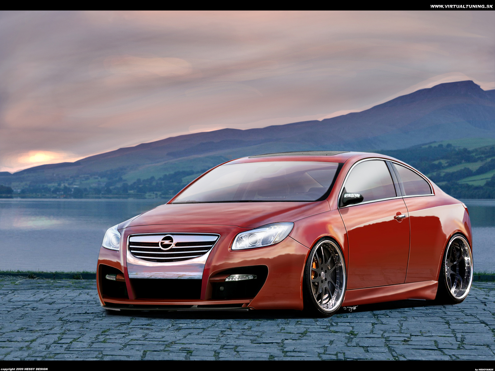 Opel Insignia by hesoyam25 by hesoyam25 on DeviantArt