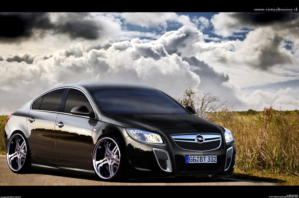 opel insignia opc by hesoyam25 on deviantart. Black Bedroom Furniture Sets. Home Design Ideas