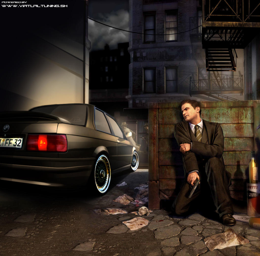 BMW e30 by hesoyam25