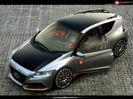 Honda CRZ by hesoyam25
