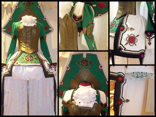 MCM costume: Seth Nightroad by Einmyria-x