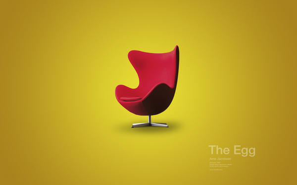 The Egg Chair by sub88