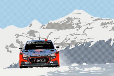 Dani Sordo - Hyundai i20 WRC (2016)