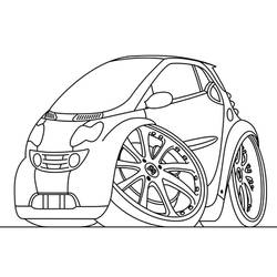 Smart Fortwo (W450)
