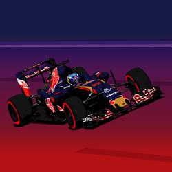 Scuderia Toro Rosso STR11 - Max Verstappen