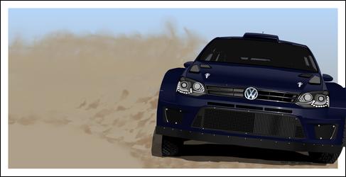 VW WRC 2016