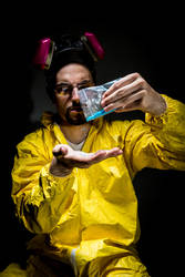 Heisenberg - chemist by thesealyman