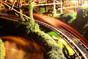 Runaway Mine Train by jamieoliver22