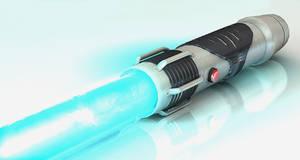 3D Light Saber