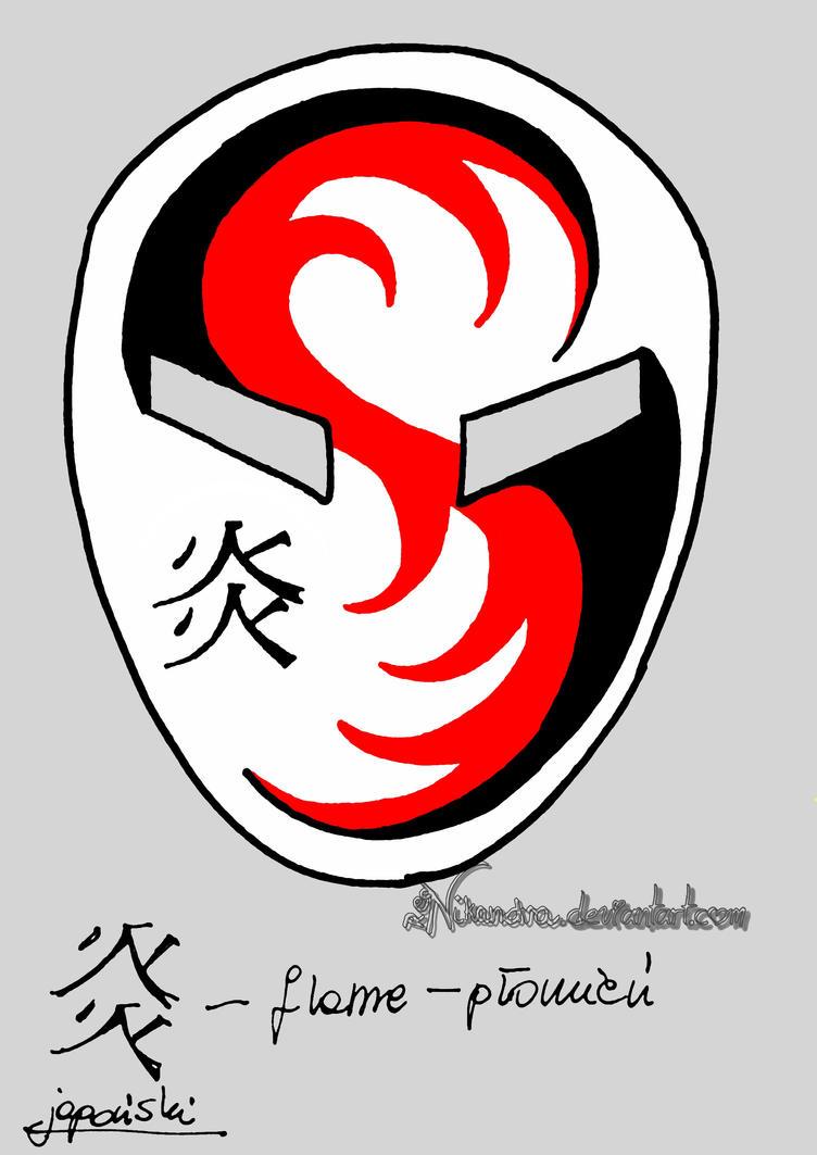 Project of ANBU mask  by Red-NikandraHow To Make A Anbu Mask