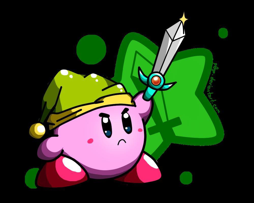 Sword Kirby! by p0Yo on DeviantArt
