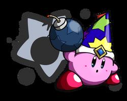 Bomb Kirby! by p0Yo
