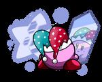 Mirror Kirby!
