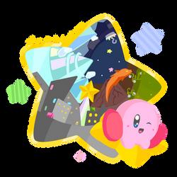 Kirby Air Ride! by p0Yo
