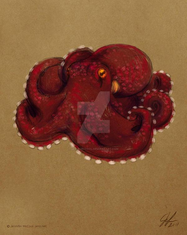 Coconut Octopus
