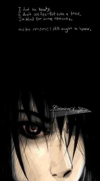 Crimson Seraphim: Black by jedski